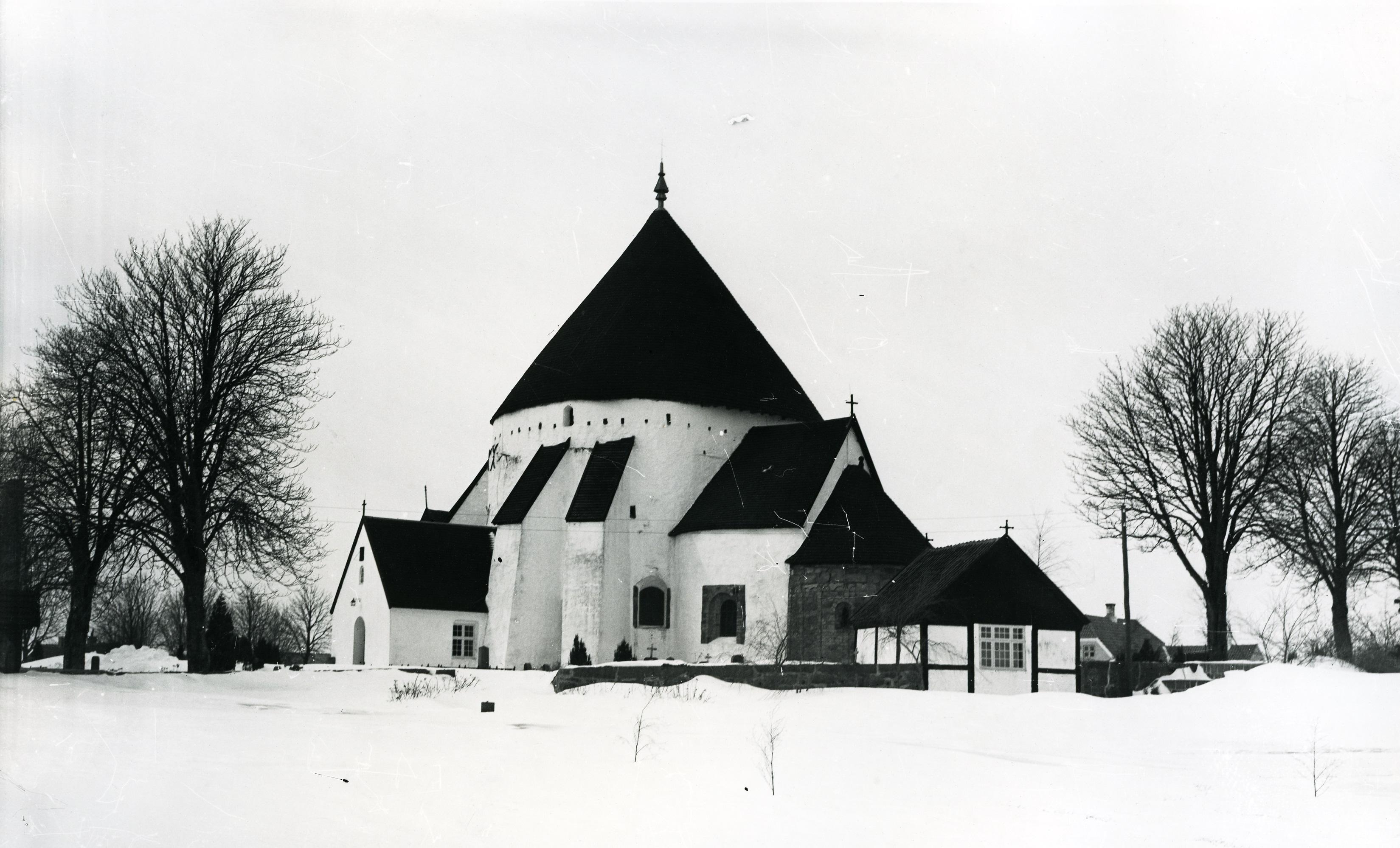 østerlars gudhjem kirke